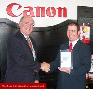 Shay Tuohy established Cantec in Waterford in 1994