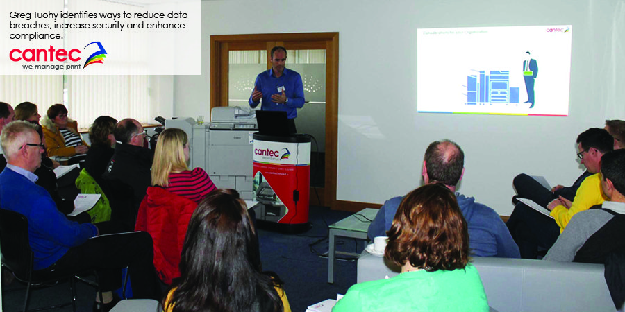 Greg Tuohy - Data Protection