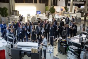 Cantec and Canon Partners at the Canon European Partner Conference 2018 in Germany