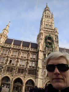 Cantec visiting Munich with Canon