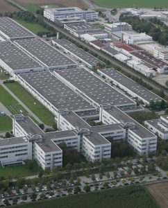 Canon Innovation and technology Centre, Poing