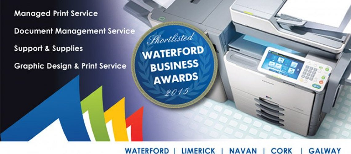 Cantec nominated Waterford Business Award