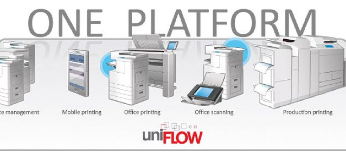 Reduce your printing costs with uniFLOW